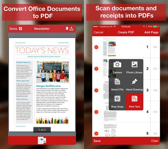 PDF Export Pro