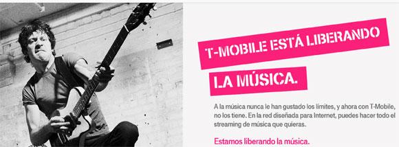 T-Mobile no te cobra por los datos de Apple Music