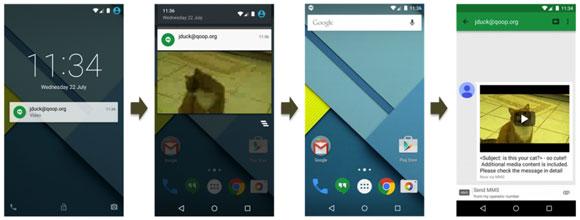 Vulnerabilidad en muchos smartphones Android
