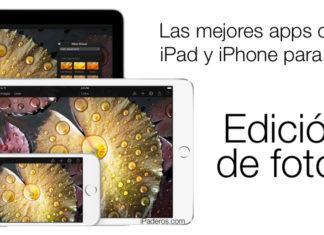 Los 9 mejores editores de fotos gratis para iPad y iPhone