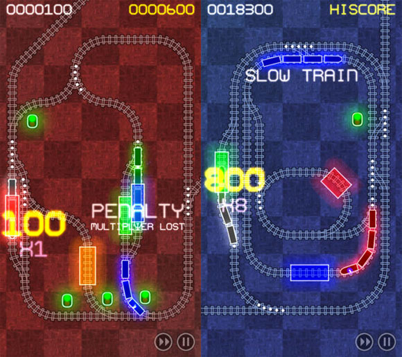More ElectroTrains