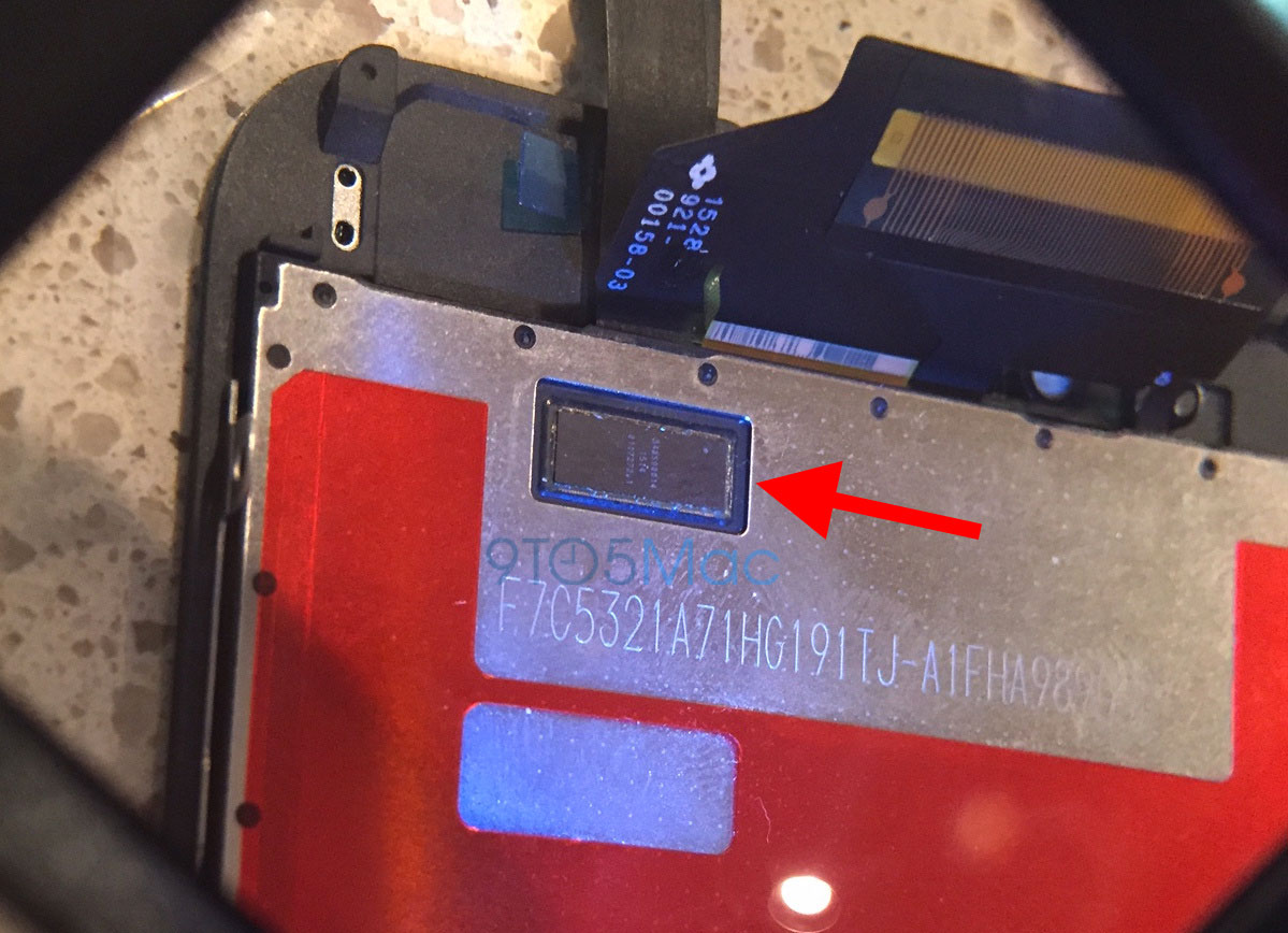 Supuesto Force Touch