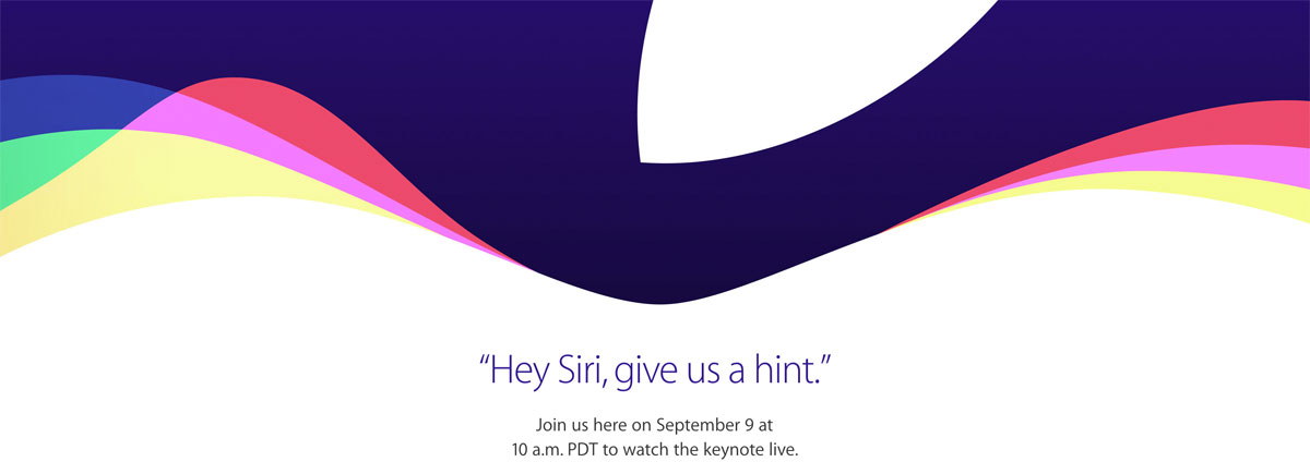 Keynote 9 Septiembre 2015 Give us a hint