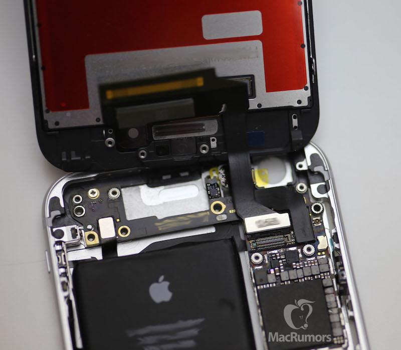 iPhone 6S frankenstein