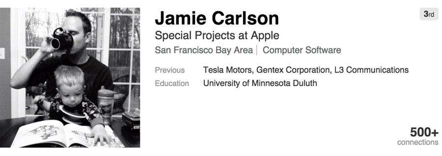 Jamie P Carlson