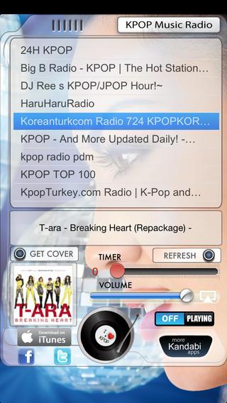 KPOP Music Radio