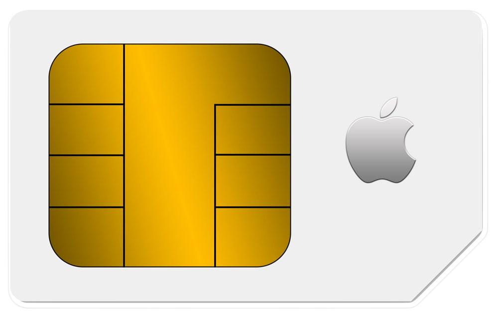 Sim de Apple