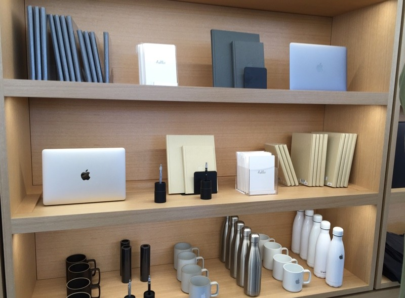 Abre la nueva apple store de infinite loop en las oficinas for Oficinas de apple
