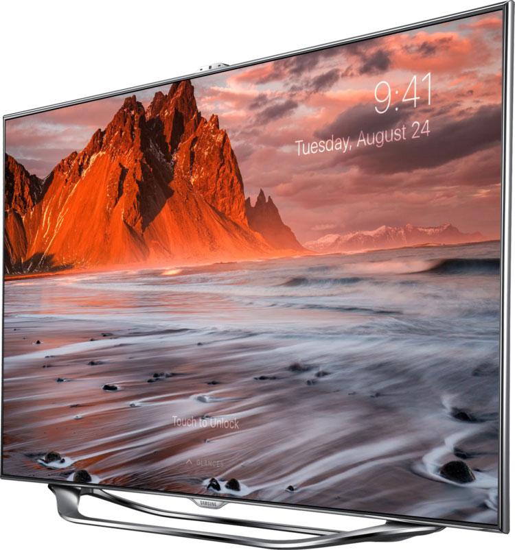 Concepto de diseño de interfaz de Apple TV 4