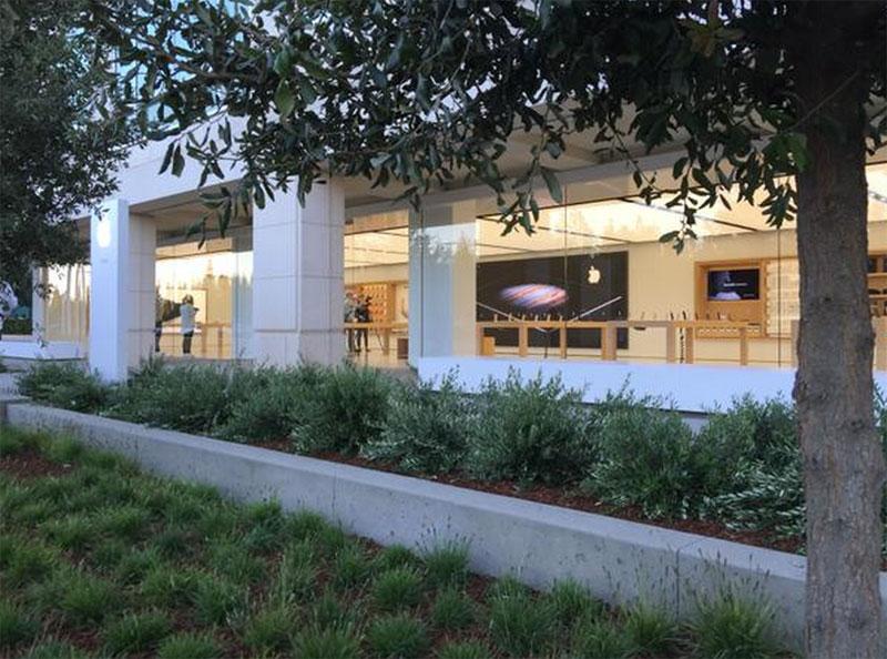 Apple Store de Infinite Loop
