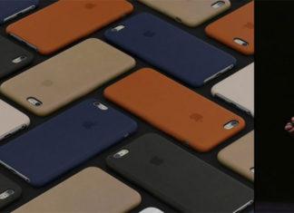 Fundas de cuero para iPhone 6 y 6S