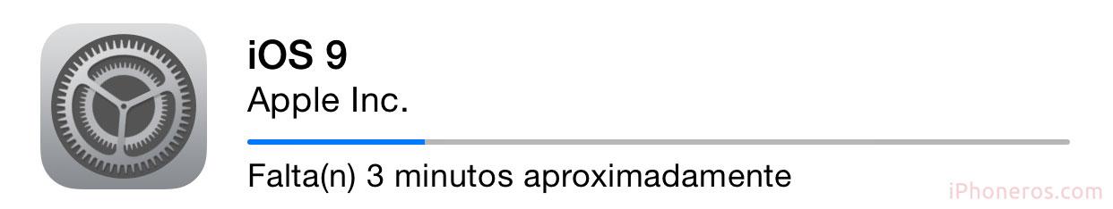 Instalando iOS 9