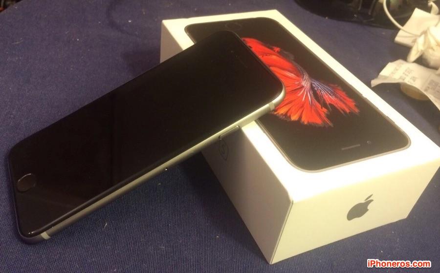 iPhone 6S Plus de 128 GB negro espacial