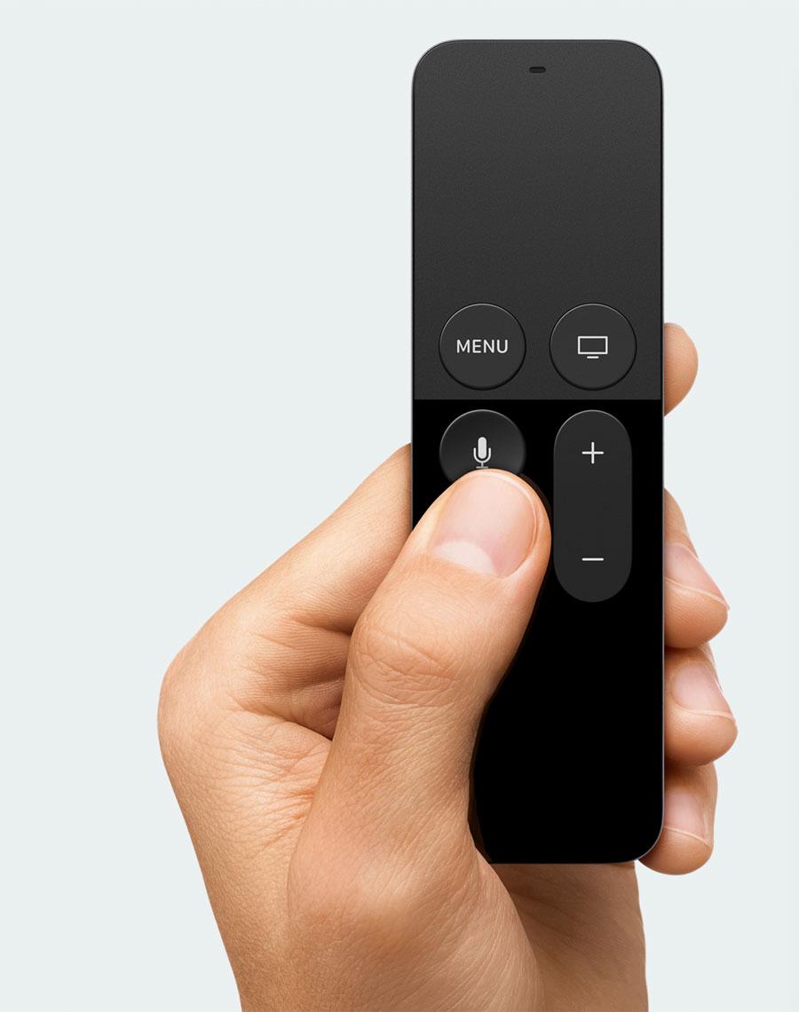 Mando a distancia del Apple TV 4