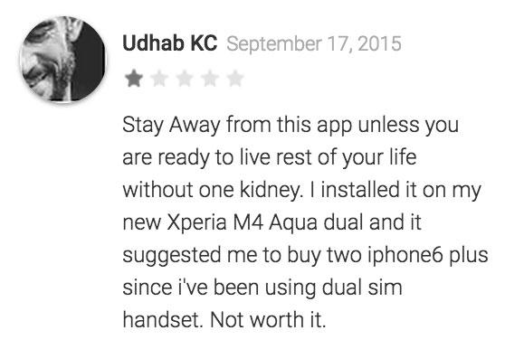 Comentario de Udhab KC