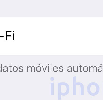 Asistencia Wi-Fi en datos celulares