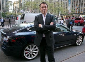 Elon Musk en Alemania