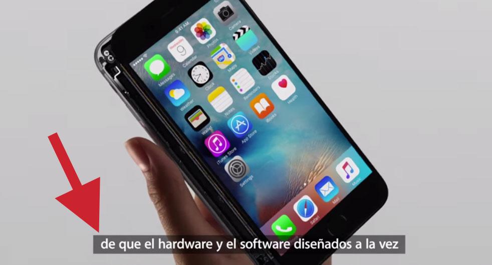 Subtítulos en español en los vídeos de Apple