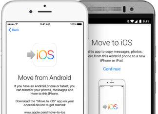 App Move to iOS