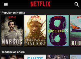 Netflix en España