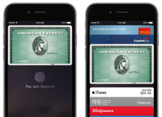 Apple Pay con American Express