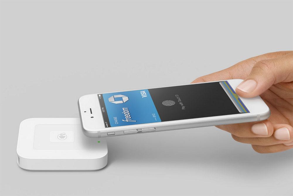 Square funciona con Apple Pay