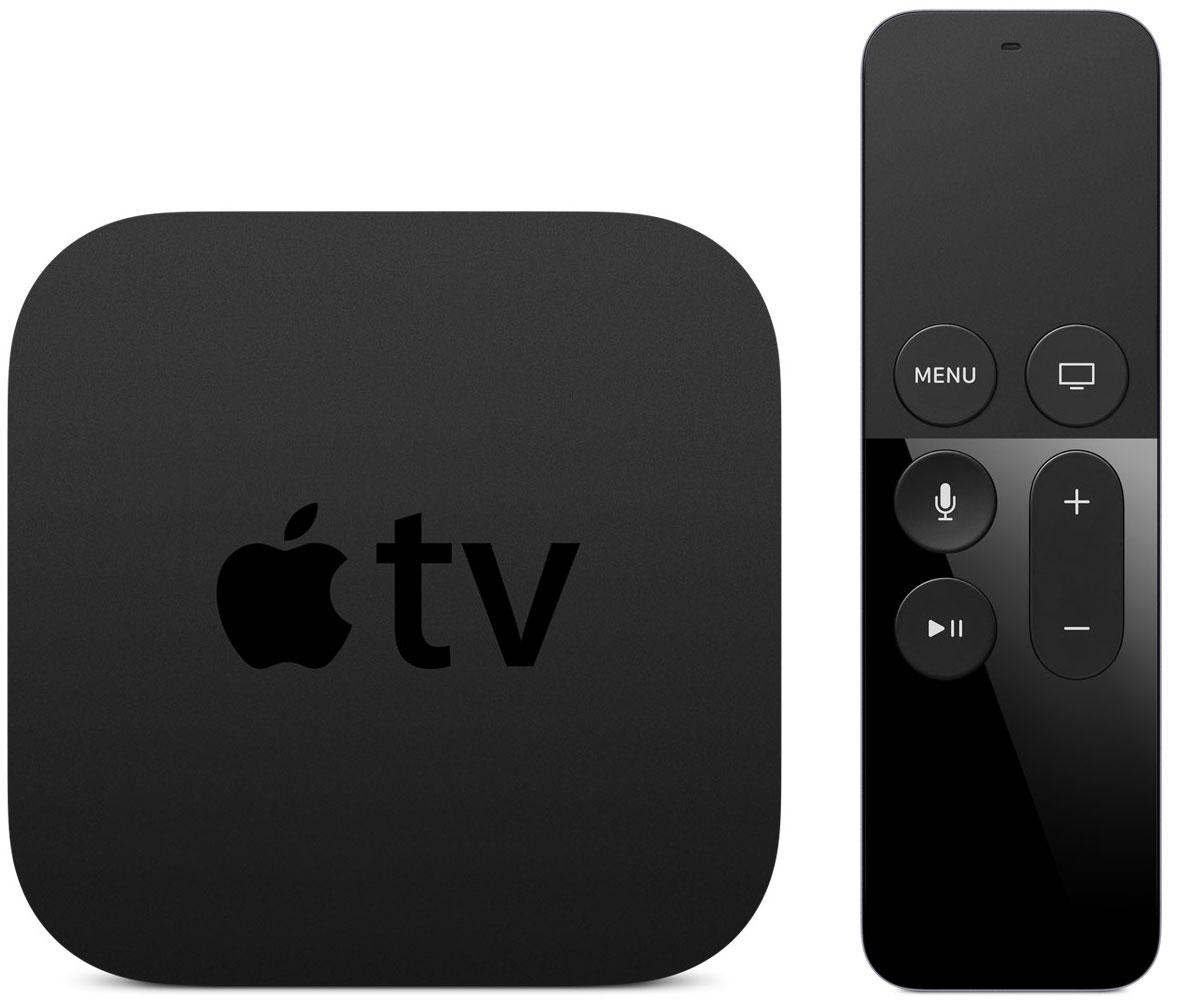 Apple televisión 4