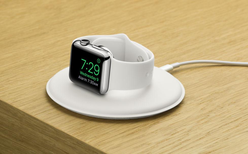 Dock para el Apple Watch