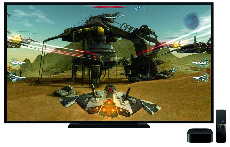 Juegos en el nuevo Apple TV