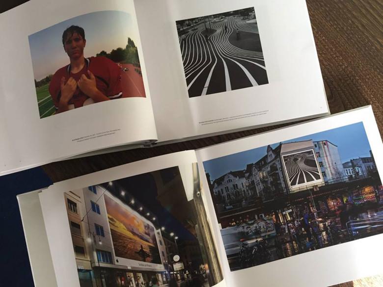 Libro The Gallery para la campaña de Fotografiado con un iPhone 6
