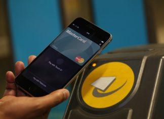 Pagando con MasterCard en el Metro de Londres