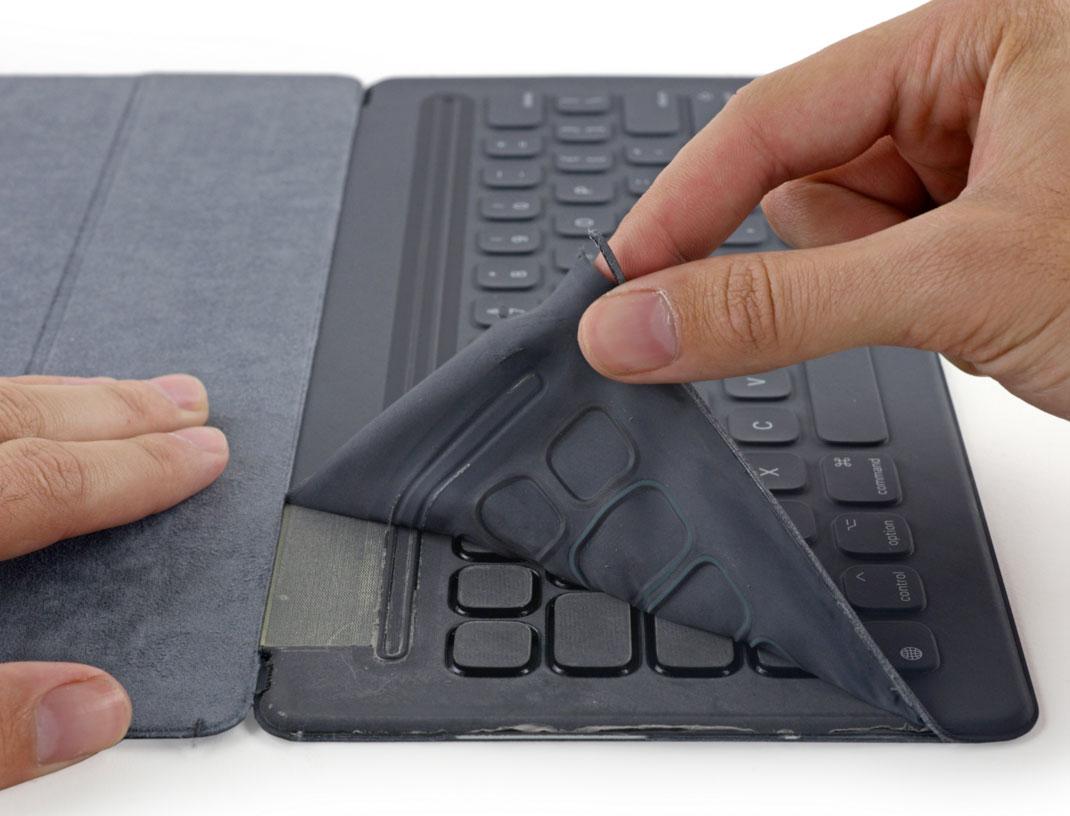 Smart Keyboard del iPad Pro