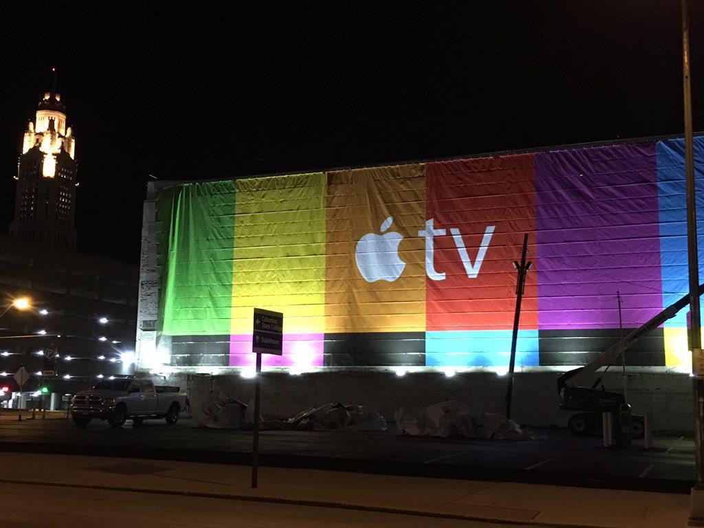 Anuncio del Apple TV