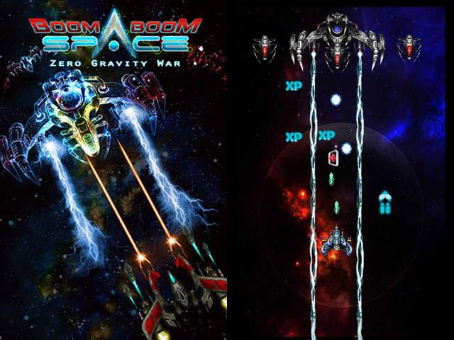 Boom Boom Space : Zero Gravity War