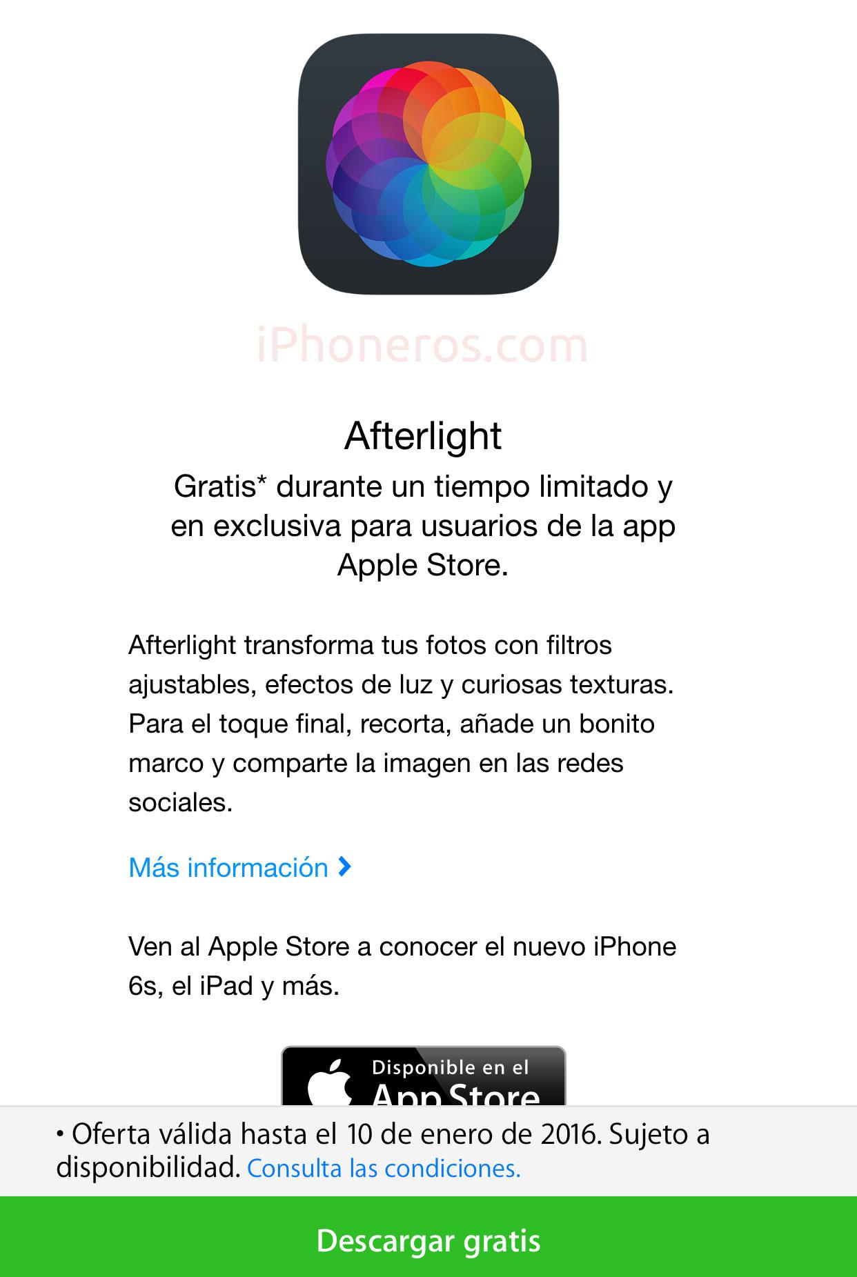 Afterlight gratis