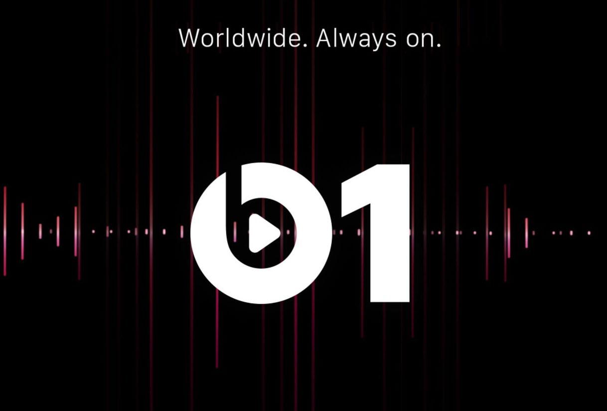 Logo de Beats 1