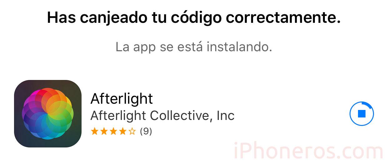 Descargando Afterlight gratis