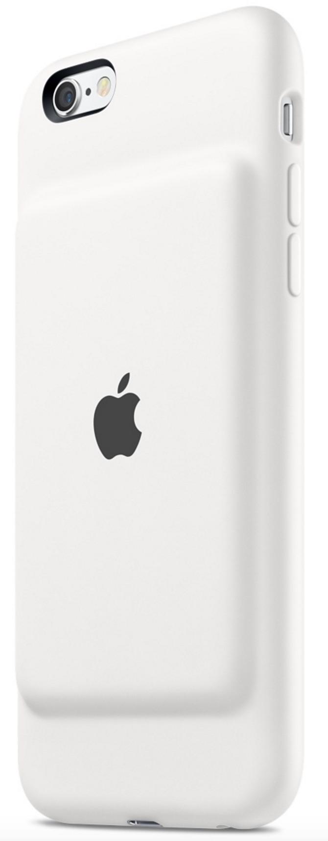 Funda con batería incorporada de Apple