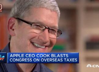 Tim Cook en la CNBC