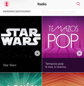 Canal de radio de Star Wars