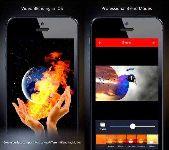 Vidblend Video Blender