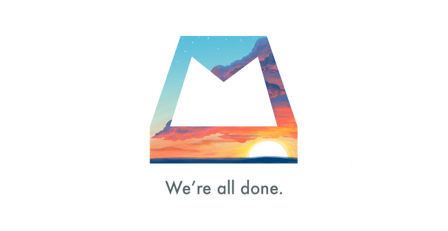Mailbox cierra sus puertas