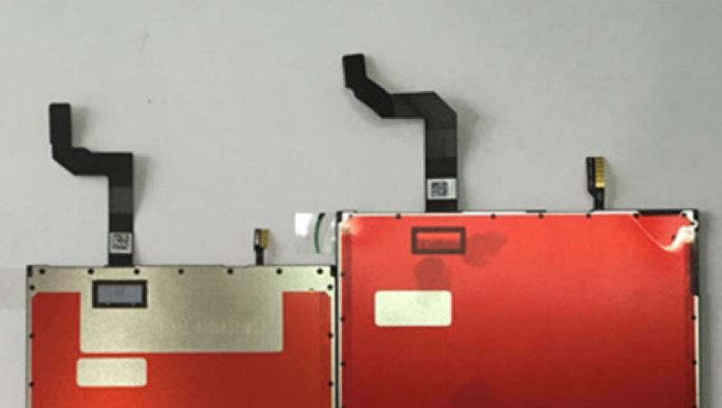 Panel LCD del iPhone 6S y 6S Plus