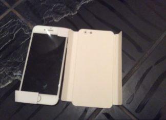 Supuesto iPhone 6S mini