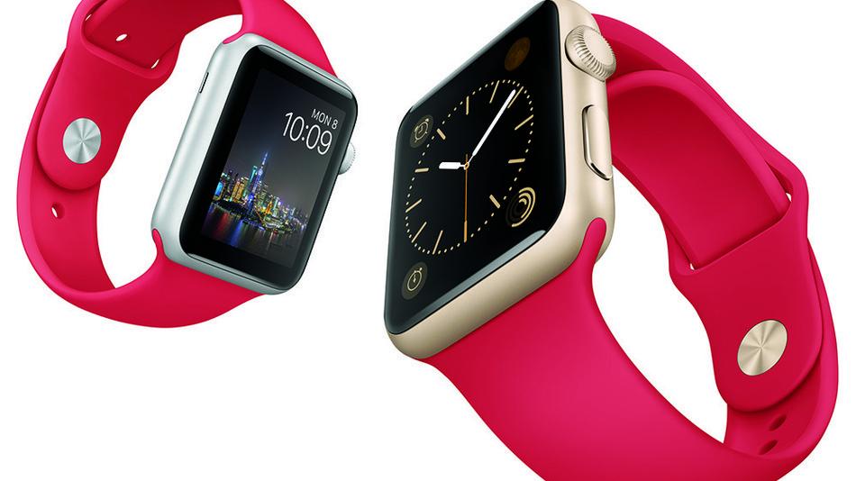Apple Watch Sport edición Año Nuevo chino