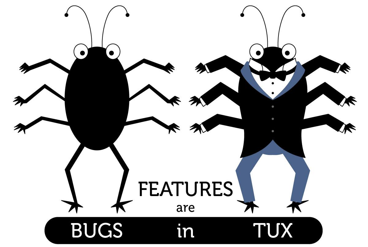 Cuando un bug se convierte en una funcionalidad deseada