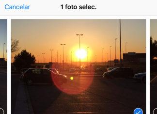 Compartiendo fotos en iCloud