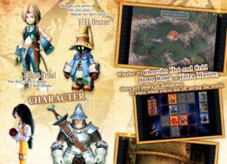 Final Fantasy IX para iOS