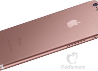 Concepto de diseño de iPhone 7