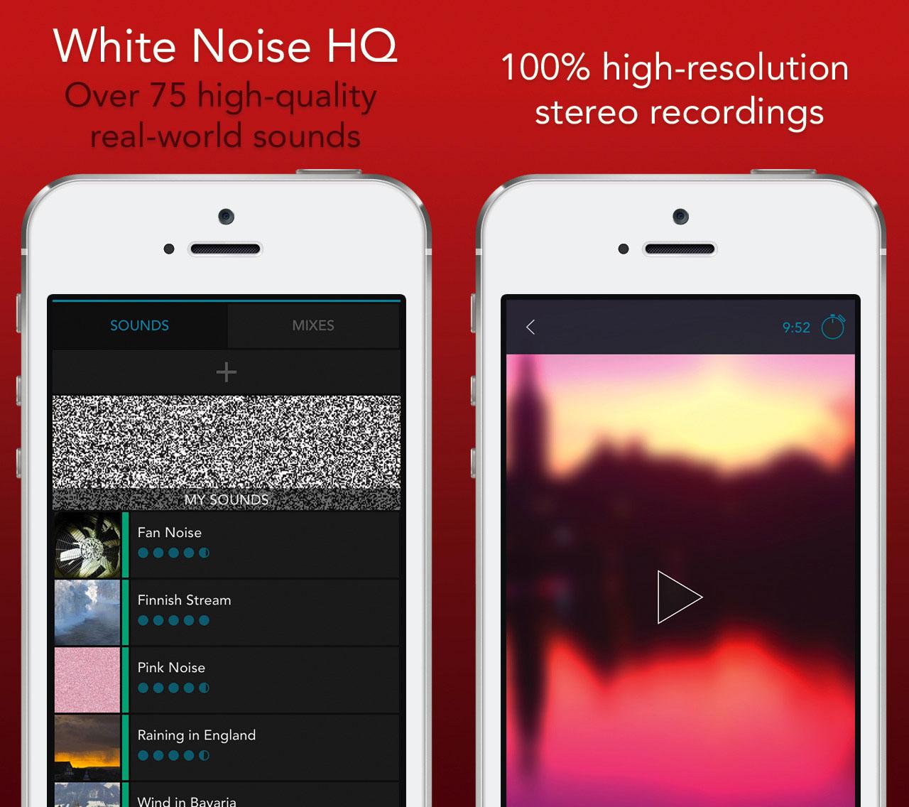 White Noise HQ